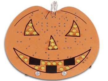 HALLOWEEN PUMPKIN LED KIT