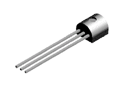 MPSA42 NPN High Voltage Transistor, TO-92