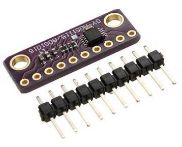 ADS1015 12 Bit Precision Analog To Digital Converter ADC
